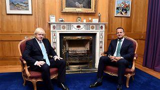 Brexit : une rencontre fructueuse entre Boris Johnson et Leo Varadkar?
