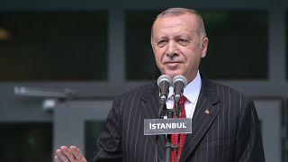 Erdoğan, büyükşehir belediye başkanlarını Cumhurbaşkanlığı Külliyesi'ne davet etti