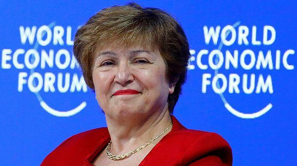 IMF başkanlığı için adaylık süreci bitti: Tek aday Bulgar kökenli Kristalina Georgieva