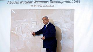 İsrail Başbakanı Netanyahu: İran'ın nükleer silah geliştirdiği gizli bir tesisi tespit ettik
