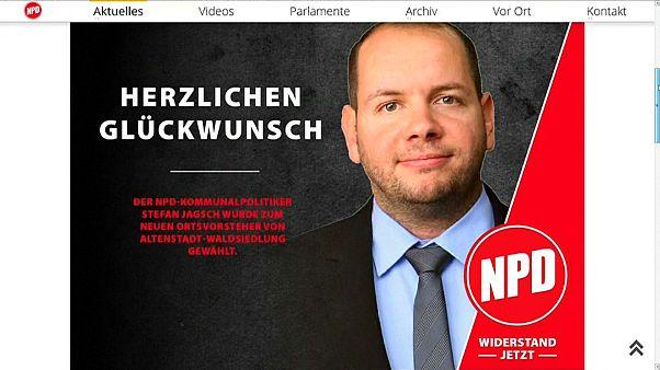 Almanya'da aşırı sağcı adayın muhtar seçilmesine siyasilerden tepki: Nazilerle çalışmayız