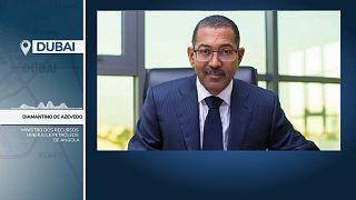 Ministro Diamantino de Azevedo explicou operação internacional à Euronews