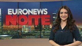 Euronews Noite | As notícias do Mundo de 9 de Setembro de 2019