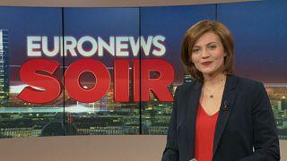 Euronews Soir : l'actualité du lundi 9 septembre 2019