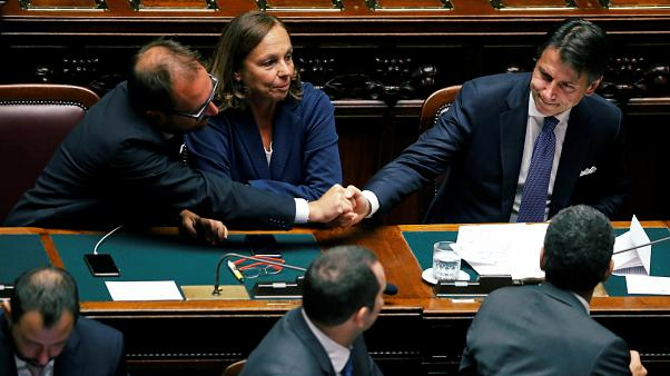 Governo italiano recebe voto de confiança do parlamento