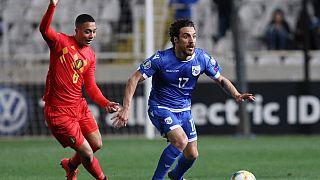 Σαν Μαρίνο- Κύπρος 0-4
