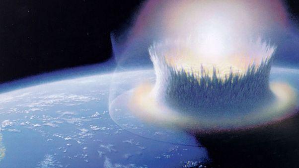 Araştırma: Dinozorların sonunu bir asteroidin getirdiğine ilişkin yeni kanıtlar bulundu