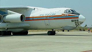 Пожары в Боливии: Ил-76 спешит на помощь