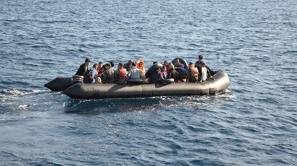 Türkiye'den AB'ye deniz yoluyla kaçak geçmeye çalışan göçmenlerin sayısı arttı
