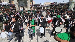 Iran: Aschura-Fest in Ghom
