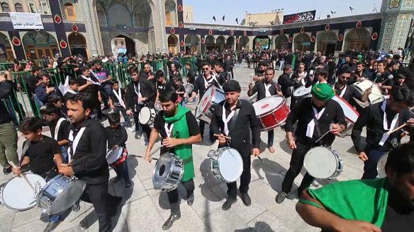 Εορτασμοί της Ημέρας της Ασούρα για τους Σιίτες του Ιράν