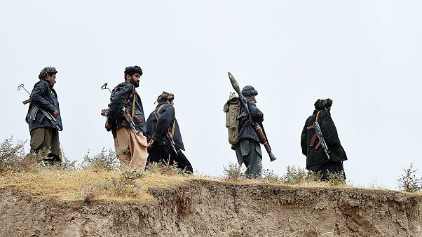 طالبان ولسوالی ینگی قلعه و درقد در ولایت تخار را «تصرف» کرد