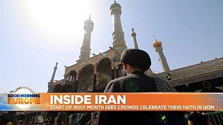 Inside Iran: defiant Iranians celebrate their Islamic faith for Muharram