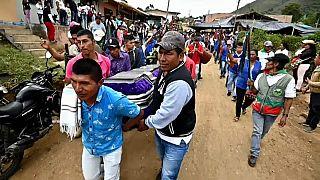 Колумбия: мирное урегулирование под вопросом