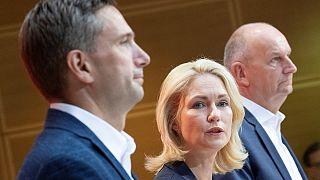 Brustkrebsdiagnose: Manuela Schwesig gibt SPD-Bundesvorsitz auf