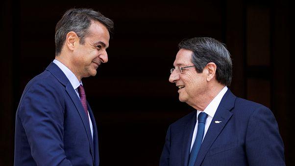 Ταύτιση Αθήνας - Λευκωσίας για το Κυπριακό