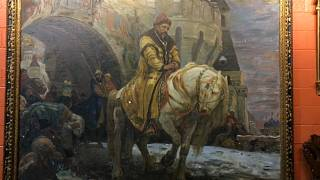 Vuelve a Ucrania un cuadro desaparecido durante la Segunda Guerra Mundial