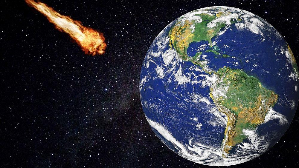Retratan Con Gran Detalle El Dia En Que Un Meteorito Provoco La Extincion De Los Dinosaurios Euronews Tanto, que a medida que la tecnología y los medios permiten en cierto modo hace pocos meses hablábamos de que finalmente se aceptaba la hipótesis del meteorito, porque aunque era la conclusión más extendida (y. euronews