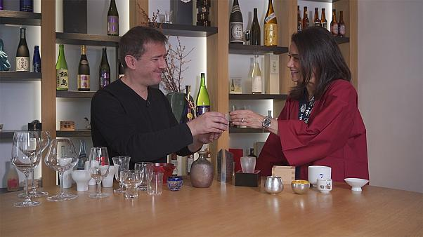 An expert reveals how best to drink Japanese sake