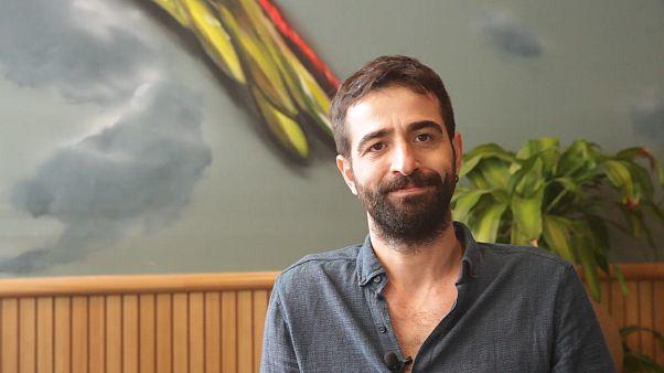 Filmin senaristi ve yönetmeni Oğuzhan Yıldız