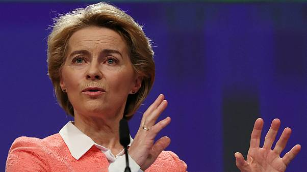 أورسولا فون ديرلاين رئيسة المفوضية الأوروبية