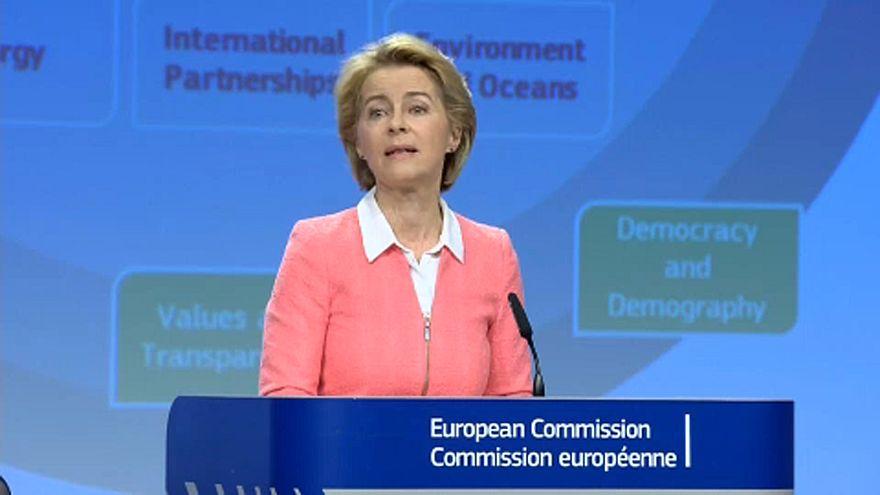 Британское место в Еврокомиссии