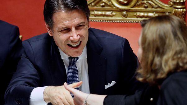 Сенат Италии доверяет новому кабмину