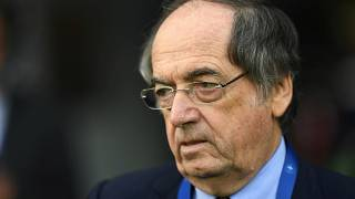 رئيس الاتحاد الفرنسي لكرة القدم نويل لو غرايت