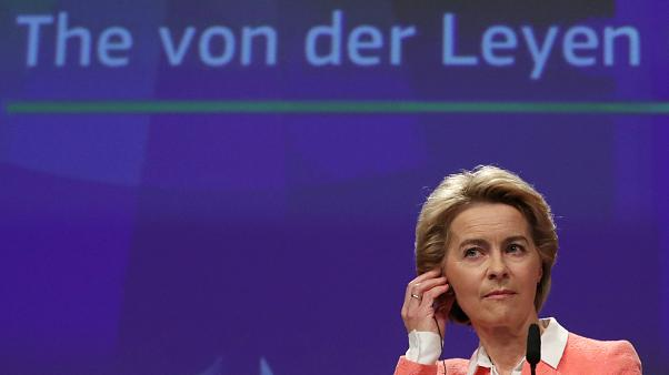 Who are the controversial candidates in Von der Leyen's new commission?