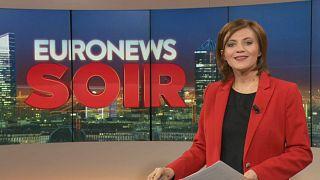 Euronews Soir : l'actualité du mardi 10 septembre 2019