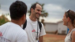Ένας Έλληνας στο τιμόνι των «Γιατρών Χωρίς Σύνορα»