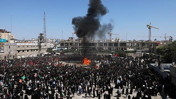 Ιράκ: 31 νεκροί κατά τους εορτασμούς της Ασούρα