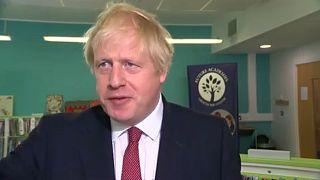 Brexit: Αμετακίνητοι Τζόνσον-Κόρμπιν