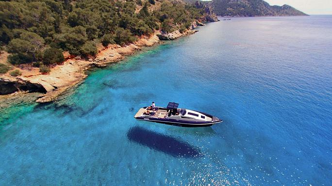 I was enchanted by the car-free Greek island of Spetses