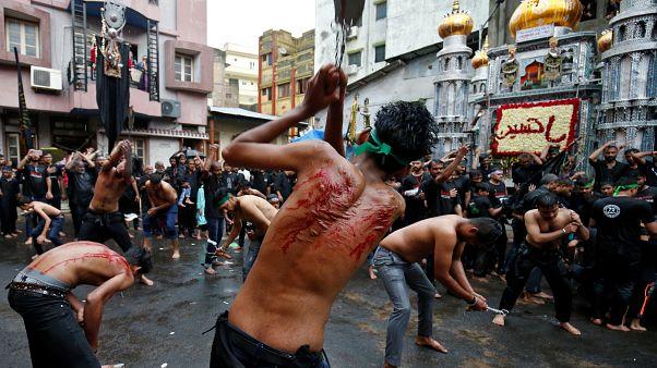 İran, Irak ve Pakistan'da Aşure Günü etkinlikleri düzenlendi