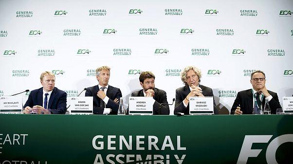 Συζήτηση για το μέλλον του ποδοσφαίρου στη Γενεύη