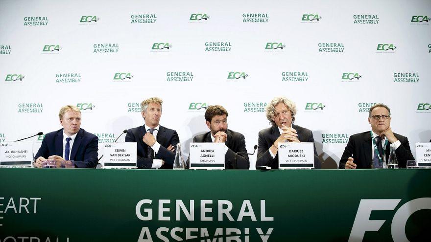 ECA schwächt Europapokal-Reformpläne vorerst ab