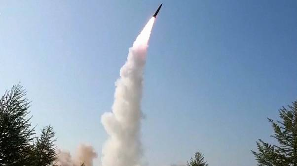 КНДР: новые пуски снарядов