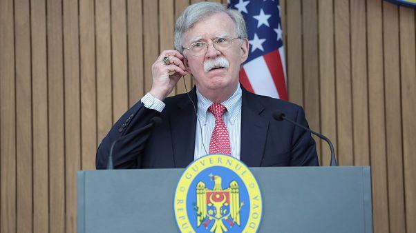 Exit Bolton ! Trump se débarrasse de son conseiller à la sécurité nationale
