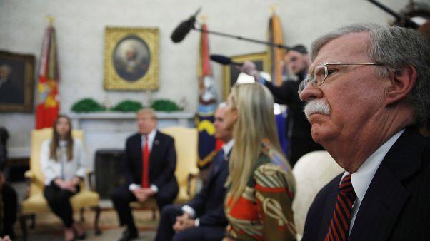 Дональд Трамп уволил советника по нацбезопасности США Джона Болтона
