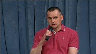 """Олег Сенцов: """"Буду снимать кино и жить"""""""