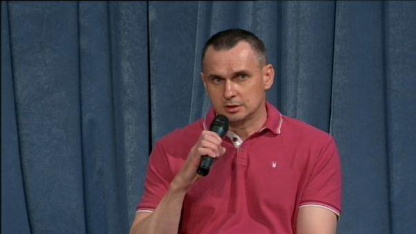 Ολεγκ Σεντσόφ: Θα κάνω τα πάντα για τους κρατούμενους