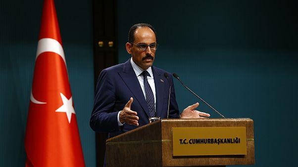 Cumhurbaşkanı Sözcüsü İbrahim Kalın: F-35 programından vazgeçmiş değiliz