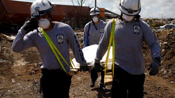 Bahamalar: Dorian Kasırgası arkasında 50'den fazla cansız beden bıraktı