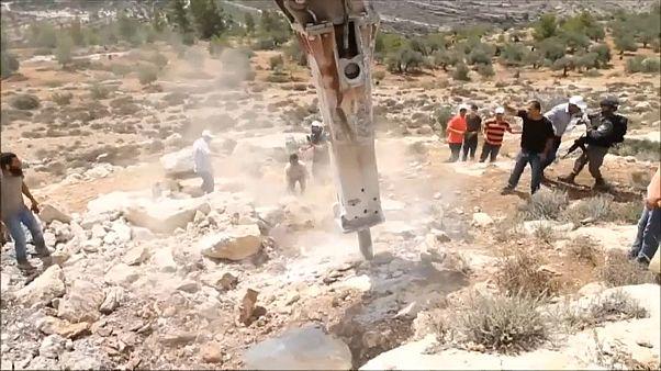 Ciszjordánia elfoglalását ígérte az izraeli miniszterelnök