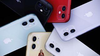 """شركة آبل تكشف الستار عن أجهزتها الجديدة """"آيفون 11"""" و """"آيفون 11 برو"""""""