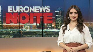 Euronews Noite | As notícias do Mundo de 10 de Setembro de 2019