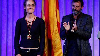 Katalán Arany Medál Racketének és Campsnak