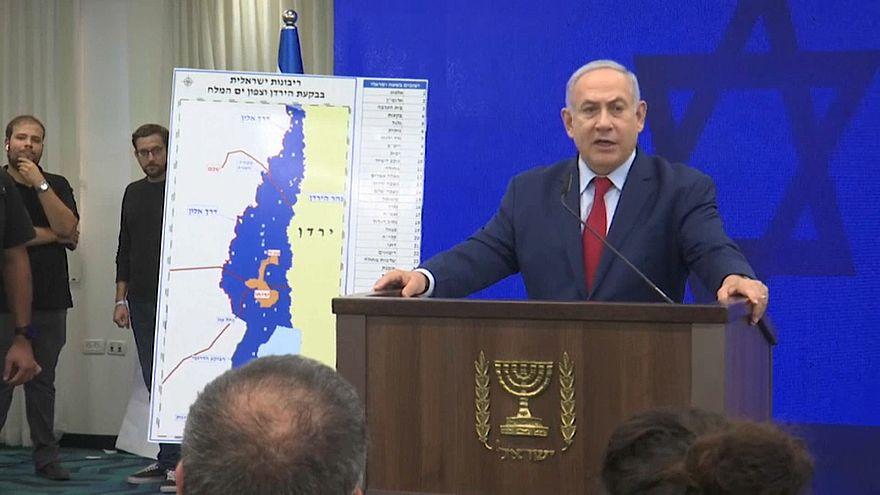 Raketenalarm unterbricht Wahlkampfrede von Israels Ministerpräsident Benjamin Netanjahu