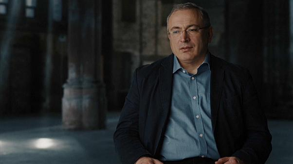 """Михаил Ходорковский : """"Мне скучно заниматься бизнесом"""""""